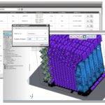 Die Software 4D_Additive ermöglicht einen vollautomatischen Nestingprozess als Webservice. (Bildquelle: CoreTechnologie GmbH)