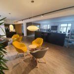 Die neuen Räumlichkeiten in der Augsburger Innenstadt (Bildquelle: SWAN GmbH)