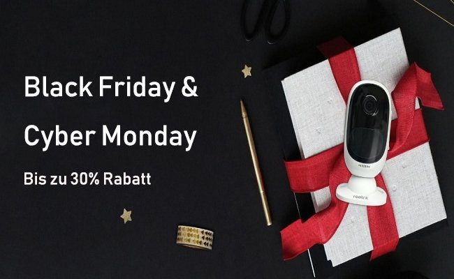 Reolink Black Friday 2019
