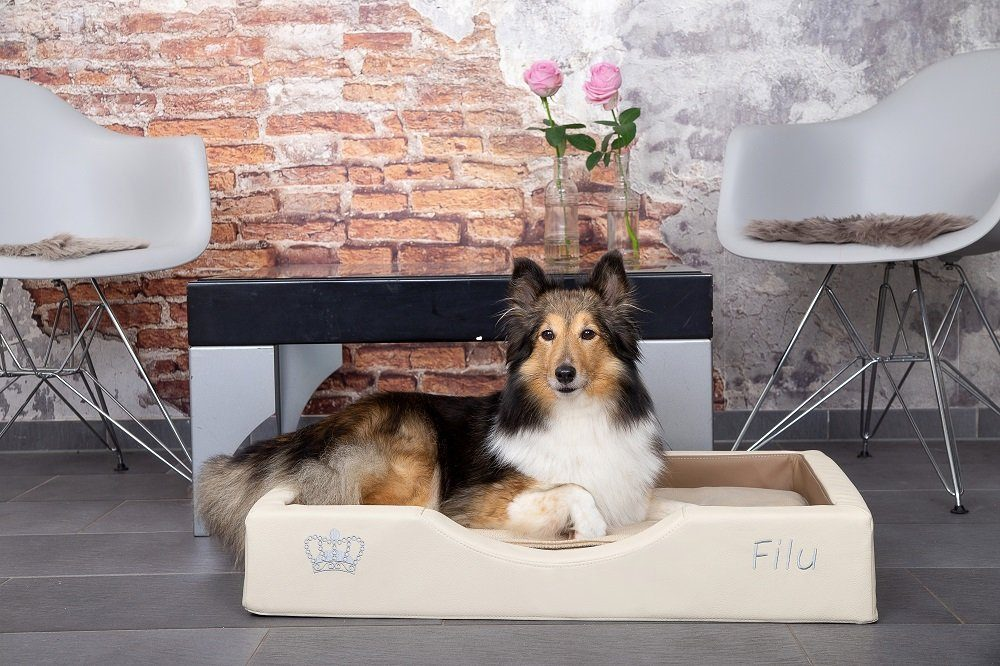 GEL-Hundebett Duo Compact Style