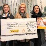 Accor Hotels Nürnberg: Eine 1.385 Euro-Spende für schwerstkranke Kinder und Jugendliche