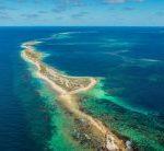 Aerial view Abrolhos Islands 2 (c)Australia's Coral Coast_klein