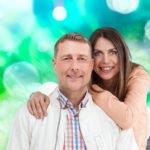 Susanne Groen und Marko Vogt engagieren sich für die Benefizaktion _ Verwendung honorarfrei (c)Georg Hundt