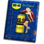 WD-40 Blechkalender