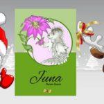 WeihnachtenJunaReniZ