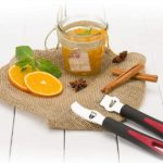 Zestenreisser, Zesten Zestenschneider Zitronen Orangen Zester Zester Reibe Zestenreibe microplane Zester 1-min