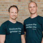Gründer Yannis und Matti Niebelschütz (Foto: CoachHub)