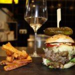 Go-Sake - Sake und Burger Food Pairing