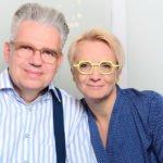 Klara und Erich Ermeding führen den traditionsreichen Augenoptiker Sehgenuss mit drei Geschäften in Mönchengladbach.