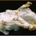 Goldvererzung; Foto: Kalamazoo Resources