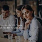 Mit Sales Desk in die Zukunft der Kundenakquise