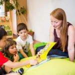 Fachkräftegewinnung für die Kinder- und Jugendhilfe.