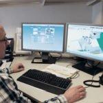 Gemeinsame Datenbasis - COSCOM Datenbanken sichern durchgängigen NC-Prozess