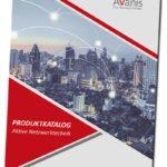 Der neue Avanis-Katalog: als Printausgabe oder als PDF-Download.