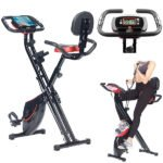 PEARL sports 2in1-Klapp-Heimtrainer HT-535
