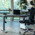Der ergonomische Arbeitsplatz sollte Standard sein - in größeren Unternehmen wie bei Freelancern