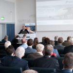 Wirtschafts- und Innovationsminister Professor Dr. Andreas Pinkwart gab einen Einblick in den aktuellen Stand und die Strategie des Landes Nordrhein-Westfalen.