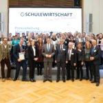 """""""SCHULEWIRTSCHAFT - Das hat Potenzial!"""": Parlamentarischer Staatssekretär Hirte zeichnet Unternehmen und Schulen aus"""