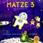"""Geschenktipp für die ganze Familie - das Jazz-Kinderkonzert """"Matze im Weltall"""" jetzt als Hörspiel auf CD"""