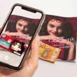 Wunderbare Weihnachten!  snoopstar verwandelt 50-Euro-Scheine in Augmented-Reality-Überraschungspakete für Douglas-Kunden