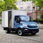 Im Transporter-Bereich geht die Quantron AG mit den Fahrzeugen auf Basis des IVECO Daily neue