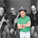 """""""Englishman in Berlin"""" mit Robert Metclaf in der Formation """"strong"""" (Quartett)"""