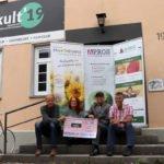 Der Freundeskreis kult'19 ist aktiv in Eningen für soziokulturelle Arbeit