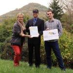 Gesundheitsforum Eningen e.V. erhaelt LEA Mittelstandspreis für soziale Verantwortung in Baden-Wuerttemberg
