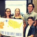 USA Utah Ruge Ankunft Gastfamilie aq 300g