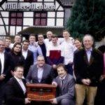 In Mülheim fand die Lossprechungsfeier der Brauer und Mälzer statt – Zehn junge Männer in die Zunft der Brauer und Mälzer aufgenommen