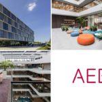 AEB Headquarter erhält German Design Award 2020
