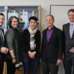 Bundestagsmitglied und zwei Landtagsabgeordnete besuchen die Mikroben- und Zelllinienmetropole DSMZ in Braunschweig