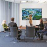 C-Line-Displays: Speziell für den Einsatz im Unternehmen
