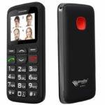 simvalley MOBILE Komfort-Handy XL-915 V2 mit Garantruf