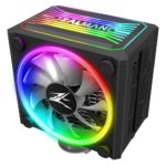 ZALMAN zeigt CPU-Kühler CNPS16X und neue Wärmeleitpasten