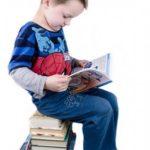 Kinder, die gut lesen können, haben es im Leben leichter