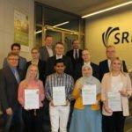 Unterstützung für talentierte Studierende - Vier Deutschland-Stipendien für SRH-Studierende vergeben