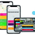 Fahrplan-Informationen mit Augmented Reality in Reutlingen