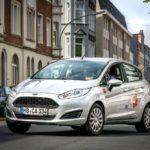 cambio CarSharing erweitert das Angebot um eine Free-Floating-Flotte