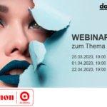 Kostenfreie Webinar-Serie zum Thema Farbworkflow in Kooperation mit der Canon Academy