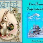Geschenkidee zu Ostern: Alles wird gut … / Ein Hauch Zufriedenheit