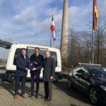 Land bündelt Kompetenzen für automatisierte und vernetzte Mobilität - 1,9 Millionen Euro für Kompetenznetzwerk