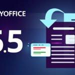 ONLYOFFICE Editors 5.5 erschienen