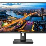 Design, Komfort und Power in umweltfreundlichen Monitoren - MMD stellt die neue Philips B1-Serie vor