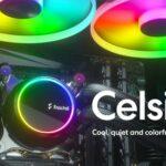 Fractal Design kündigt die neuen Celsius+ AiO Wasserkühlungen an