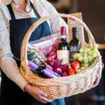 Erweiterter Lieferservice: Einmal einkaufen wie ein Spitzenkoch