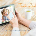 Tante Laura - die familiäre Internetbrücke zu einsamen Senioren