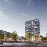 Rosa-Alscher Gruppe: So planen die Architekten das neue Herz von Freiham Nord
