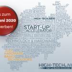 HIGH-TECH.NRW – der erste Start-up Business Accelerator für hardwarebasierte Schlüsseltechnologien in Nordrhein-Westfalen – ist online!
