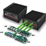 Modularer Embedded PC mit XEON Power und PCIe Dual GPU Slot